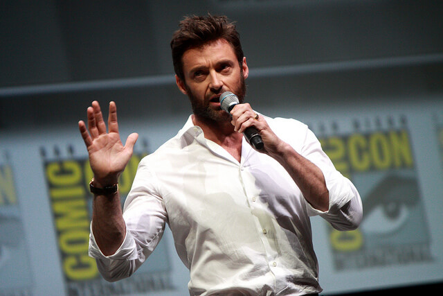Hugh Jackman 16/8 intermitente dieta
